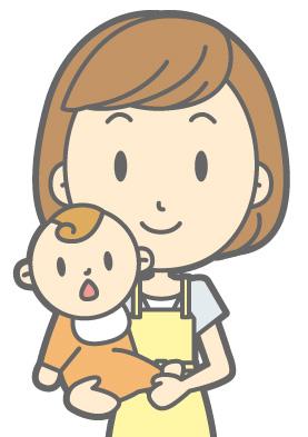母子のイメージ