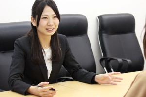 デイライト法律事務所小野佳奈子相談風景
