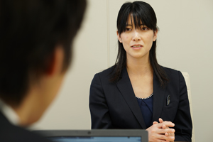 デイライト法律事務所橋本誠太郎相談風景